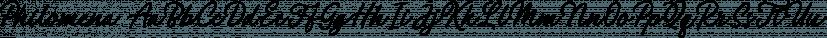 Philomena font family by Letterhend Studio