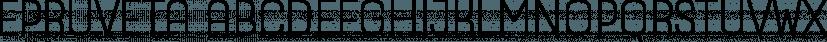 Epruveta font family by Tour de Force Font Foundry
