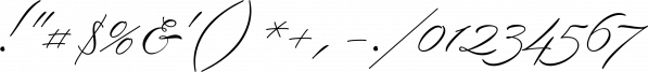 Medish Script font family by Måns Grebäck