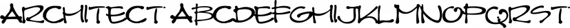 Architect font family by Australian Type Foundry