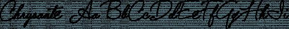 Chrysante font family by Måns Grebäck