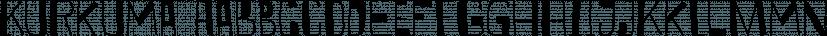 Kurkuma font family by Hanoded