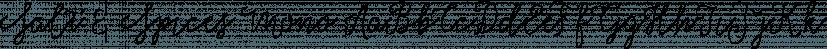 Salt & Spices Mono font family by Fontforecast