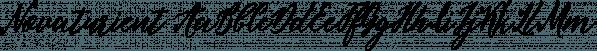 Novaturient font family by DimitriAna