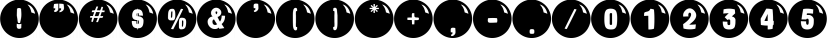 Ardball JNL font family by Jeff Levine Fonts