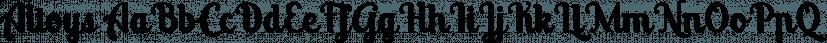 Altoys font family by Alit Design
