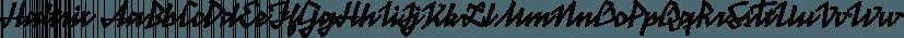 Haltrix font family by Blackletra