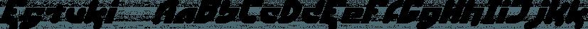 Estuki™ font family by MINDCANDY