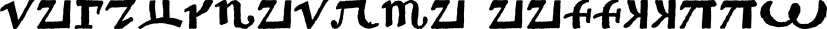 Pantographia font family by Intellecta Design