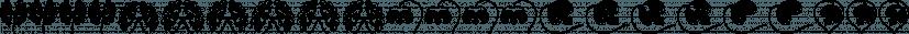 Jugendstil Flowers font family by Intellecta Design