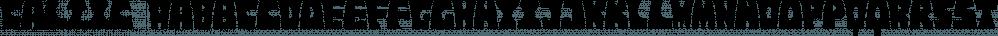 Caltic font family by Ingrimayne Type