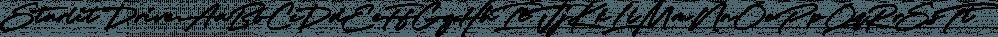 Starlit Drive font family by Set Sail Studios