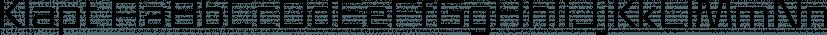Klapt font family by SevenType