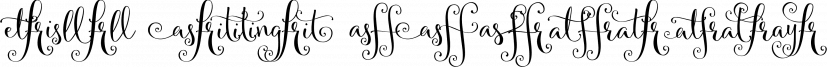 Velvet Berries font family by Emily Spadoni