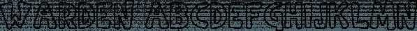 Warden font family by Tugcu Design Co