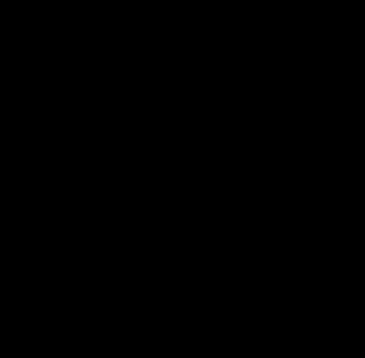 Hands Up Dingbat Font Specimen