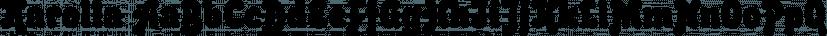 Karolla font family by ParaType