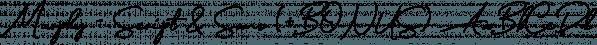 Murphy font family by Letterhend Studio