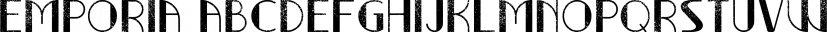 Emporia font family by Tugcu Design Co