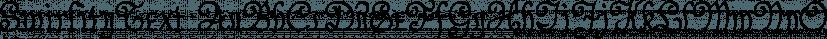 SwirlityText font family by Ingrimayne Type
