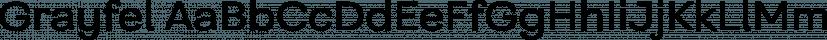 Grayfel font family by Insigne Design