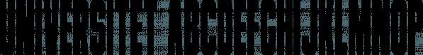 Universitet font family by Pizzadude.dk