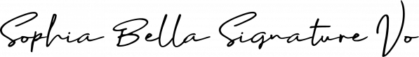 Sophia Bella Signature Vol.3 font family by madeDeduk
