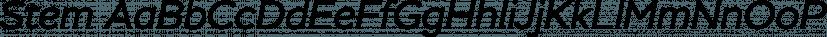 Stem font family by ParaType