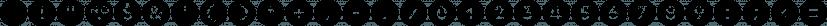 Regulator Nova font family by Device