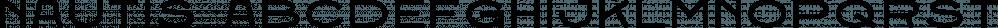 Nautis font family by TEKNIKE