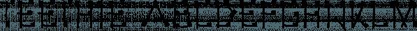 Teethie font family by Ingrimayne Type