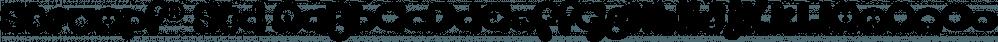 Strumpf® Std font family by Adobe