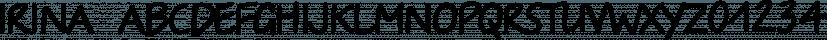 Irina font family by ParaType