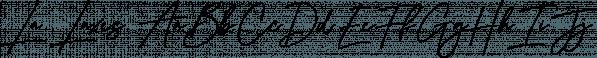 La Luxes font family by Set Sail Studios