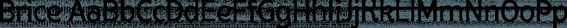 Brice font family by Studio Sun