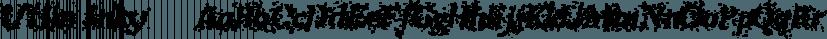 Utile Inky™ font family by MINDCANDY