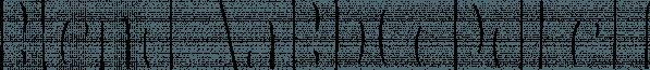 Blend font family by Typesenses