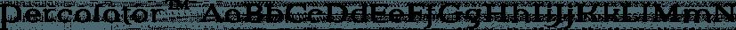 Percolator™ font family by MINDCANDY
