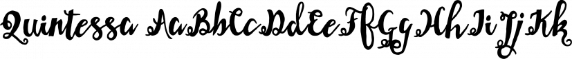 Quintessa font family by Area Type Studio