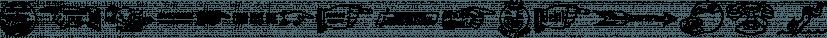 Printers Helpmates JNL font family by Jeff Levine Fonts