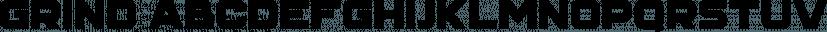 Grind font family by Tugcu Design Co