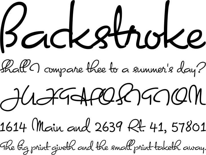 Dominique Font Phrases