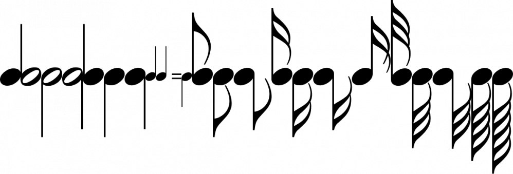 Sonata® Std font family by Adobe