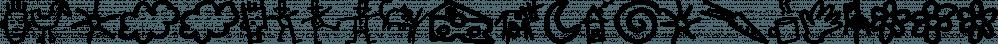 GoodDog font family by Fonthead Design