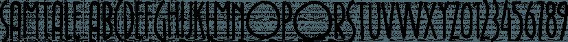 Samtale font family by Bogstav