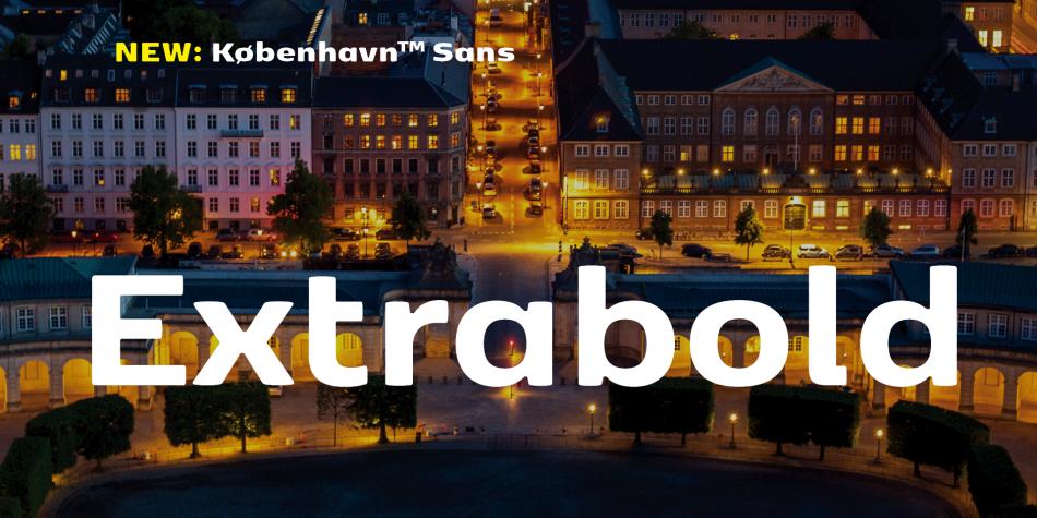 Download FP København Sans Font Family