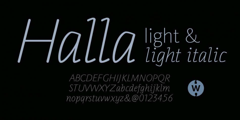 Download Halla Font Family
